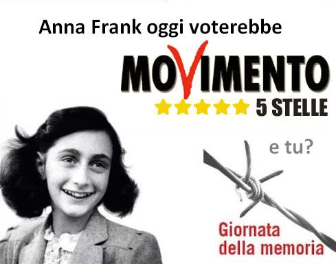 anna-frank-movimento-5-stelle